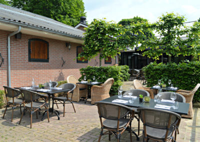 Bistro Barbizon Oosterbeek terras 1