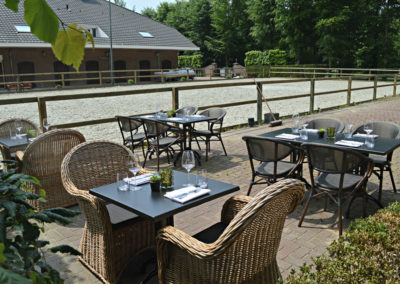 Bistro Barbizon terras 2