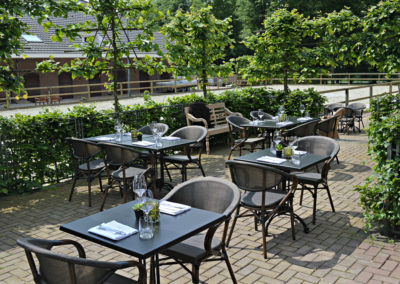 Bistro Barbizon terras 4